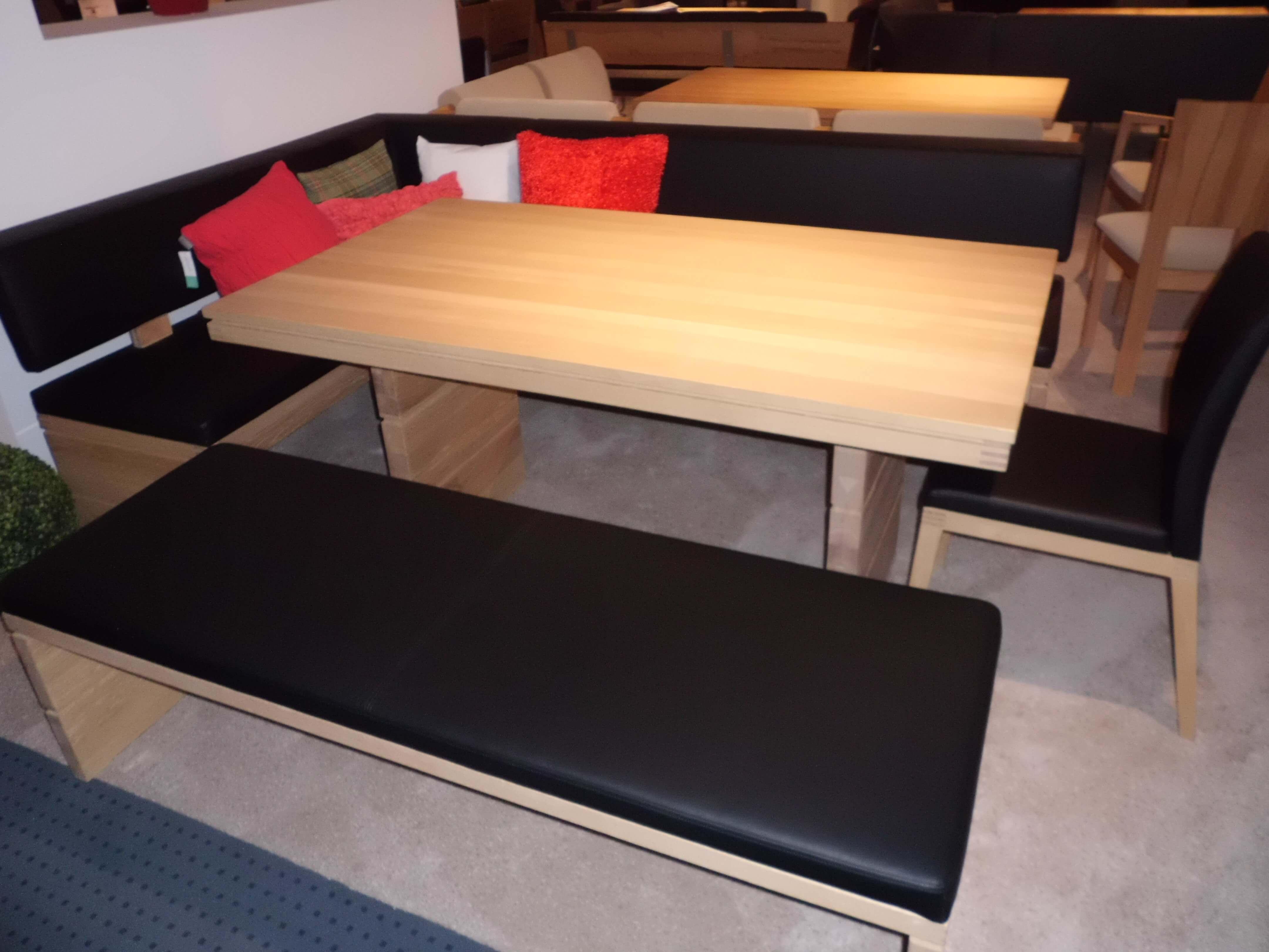 speisezimmer reduziert im abverkauf bei m bel frauendorfer. Black Bedroom Furniture Sets. Home Design Ideas