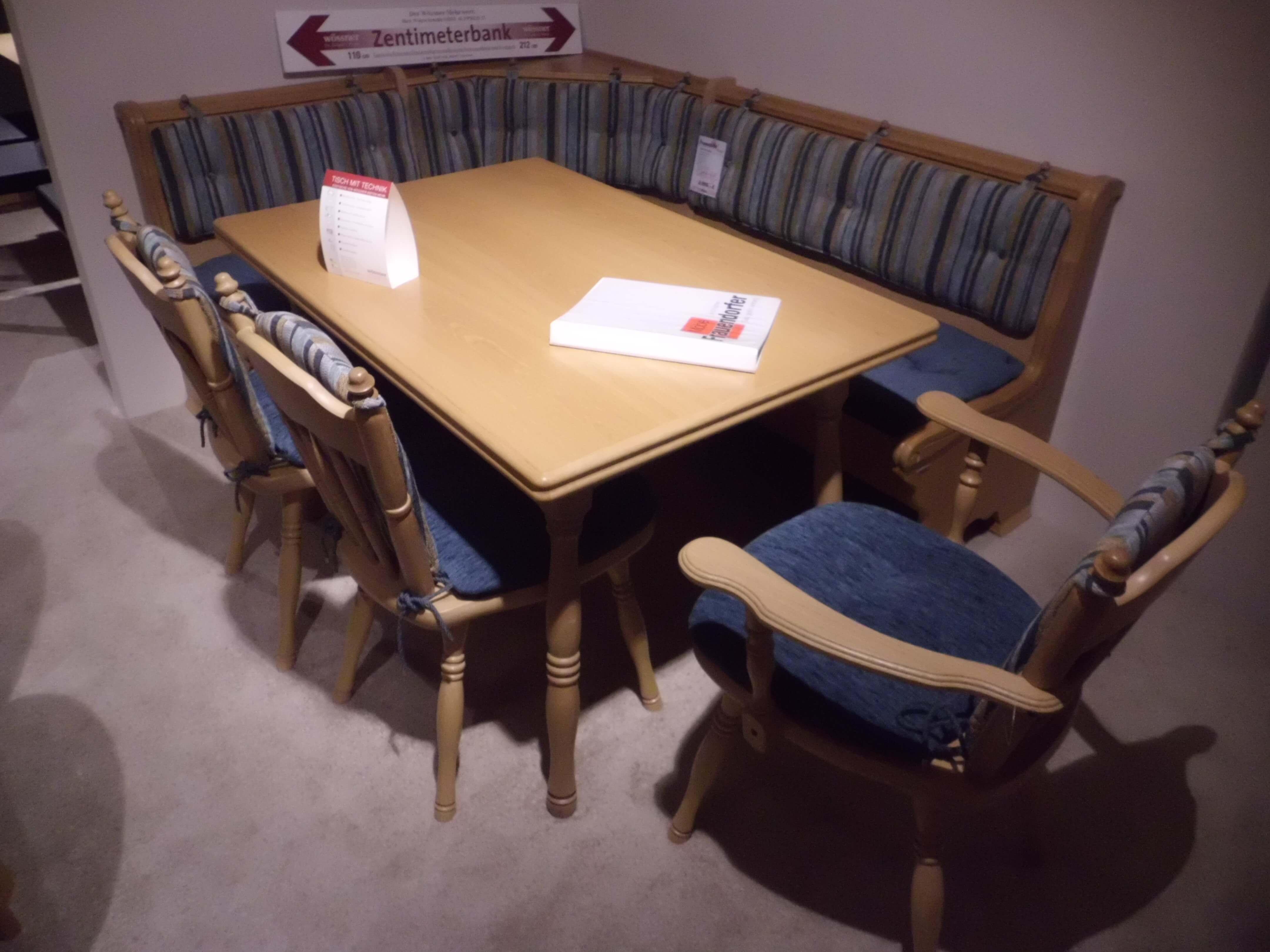 Speisezimmer reduziert im Abverkauf bei Möbel Frauendorfer