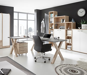 Büro Arbeitszimmer Moebel Frauendorfer