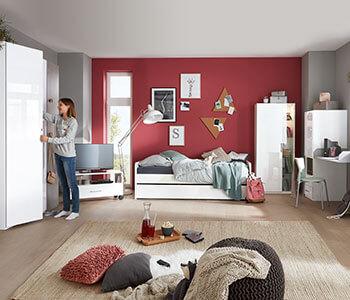 Jugendzimmer Moebel Frauendorfer