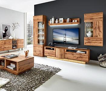 Wohnzimmer bei Möbel Frauendorfer in Amberg